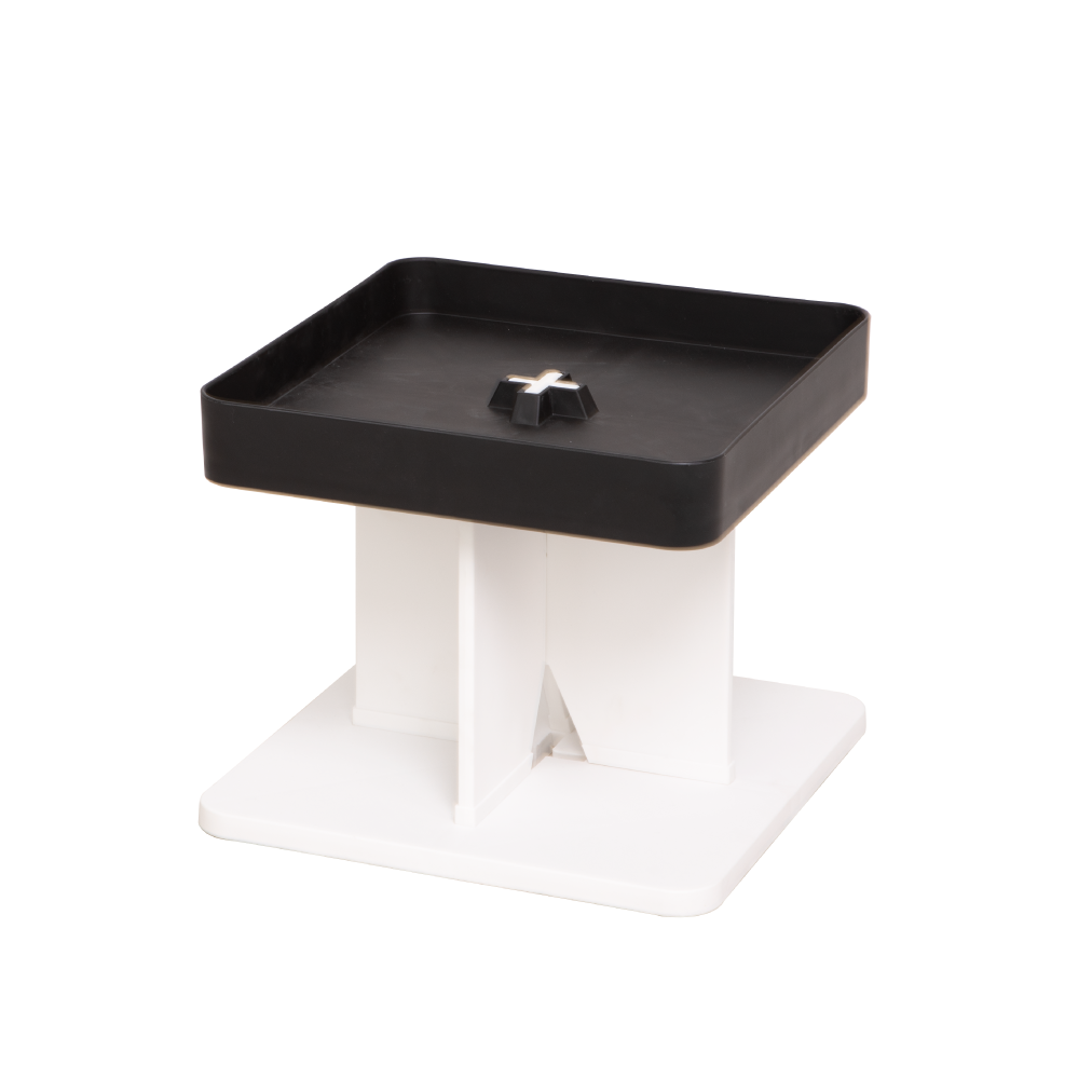 Tavolino Libreria Cube Table 01